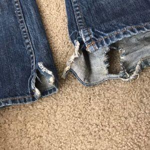 PINK Victoria's Secret Jeans - Adorable pants but don't fit me now :/